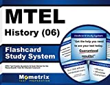 MTEL History (06) Flashcard Study System: MTEL Test Practice Questions & Exam Review for the Massachusetts Tests for Educator Licensure (Cards)