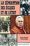 img - for La s paration des Eglises et de l'Etat book / textbook / text book