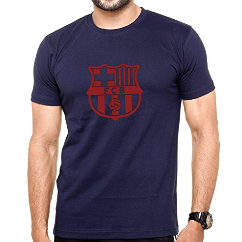 62a5ee13a FC Barcelona Soccer Football T-Shirt (Adult Medium