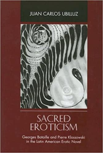 Amazon sacred eroticism georges bataille and pierre klossowski sacred eroticism georges bataille and pierre klossowski in the latin america erotic novel the bucknell studies in latin american literature and theory fandeluxe Gallery