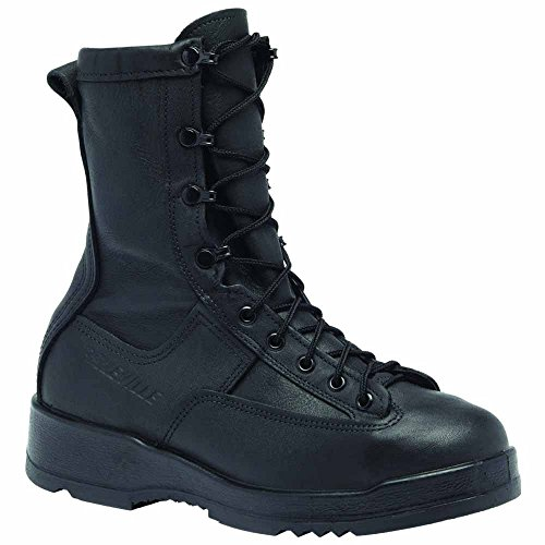 Black 800 Flight Deck Boot ST Flight Belleville Waterproof Toe and Black Safety qt78d8xS