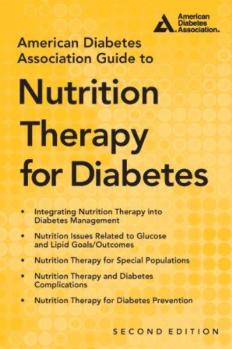 American Diabetes Association Guide to Nutrition Therapy for Diabetes (American Association For Long Term Care Nursing)
