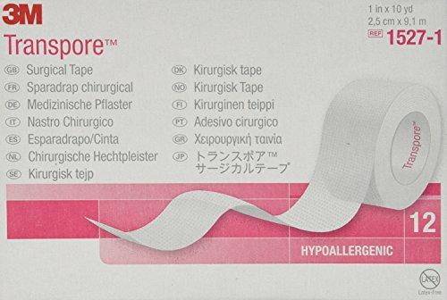 3m Transpore Surgical Tape Box - 1