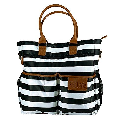 Designer KindGenie Nappy Diaper Bag for Boys & Girls - Unise