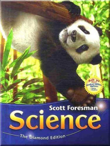 SCIENCE 2008 STUDENT EDITION (HARDCOVER) GRADE 4