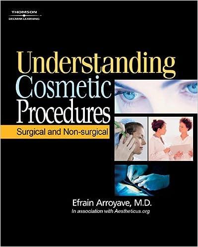 Lien de téléchargement de livre gratuitUnderstanding Cosmetic Procedures: Surgical and Non-Surgical by Efrain Arroyave (French Edition) PDF CHM ePub