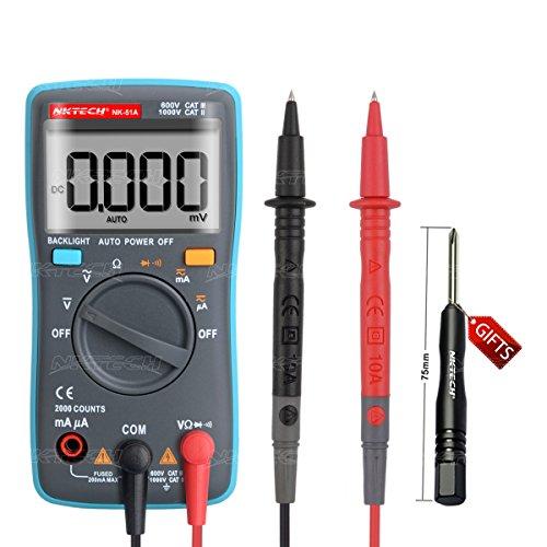 Uni-Trend UT61E Handheld Digital Multimeter Tester - 9