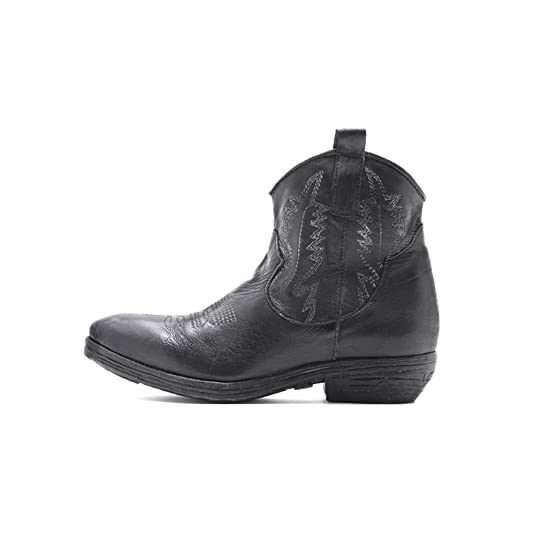 TENDENZE CALZATURE - Texano Lynna - Nero b87be779ff6