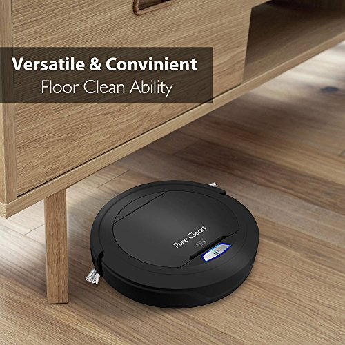 Pureclean Automatic Robot Vacuum Cleaner Robotic Auto