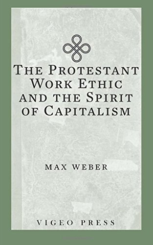 protestant work ethic essays Protestant ethic - essay example not weber's work 'the protestant work ethic and the spirit of capitalism' has had enormous impact on both sociologists and.