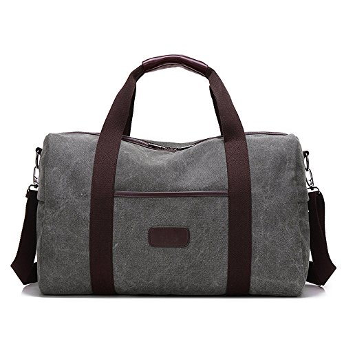 Boutique And Capacity Fashion Canvas Travel Portable Large Bag Xuanbao Luggage Wear EU8wBUq