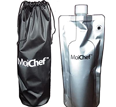 MoiChef Collapsible Wine Bottle