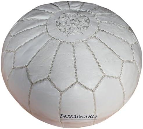 Bazaarmorocco Unstuffed Moroccan Pouf
