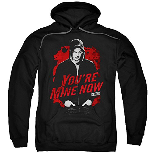 Dexter Crime Drama Thriller TV Showtime Dark Passenger Adult Pull-Over Hoodie