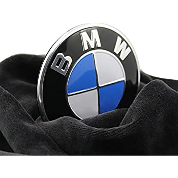 Emblem Logo Replacement For Bmw Hood Trunk 82mm For All Models E30