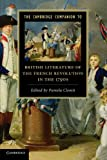 img - for The Cambridge Companion to British Literature of the French Revolution in the 1790s (Cambridge Companions to Literature) book / textbook / text book