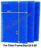 RAYAIR SUPPLY 20×30 Dynamic Air Filter (3 Pack) (20×30)