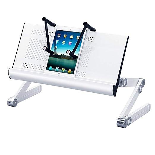 Mesa de la cama / escritorios portátiles para computadora portátil ...