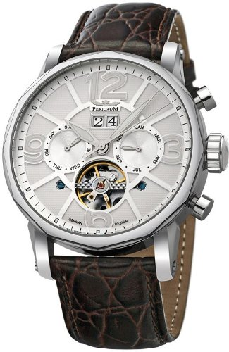 Perigaum Automatic Men's Watch P-1111-As-W-Brle