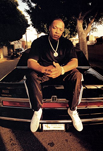 Dr. Dre Poster, Rapper, Producer, Hip-hop, Rap, Los Angeles, California