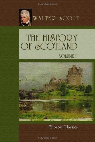 Read Online The History of Scotland: Volume 2 pdf