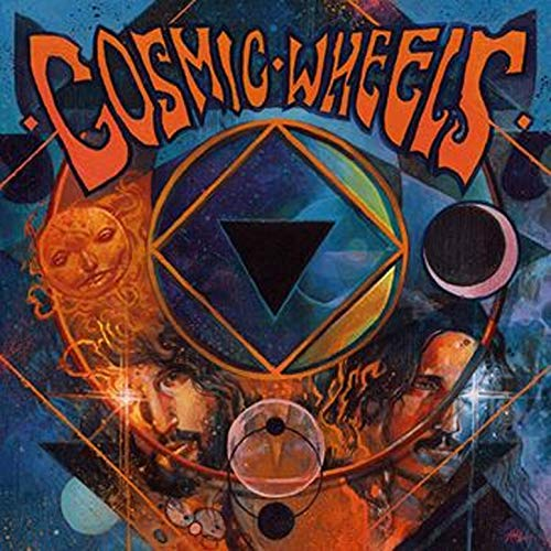 (Cosmic Wheels Cosmic Wheels (Digipak Cd))