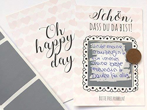 Gastgeschenk Hochzeit, Rubbelkarten zur Hochzeit, Hochzeitsdeko, Hochzeitsgastgeschenk, Hochzeitsspiel