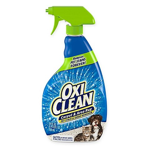 OxiClean 24 oz. Carpet and Area Rug Pet Stain and Odor Remover (24 oz)
