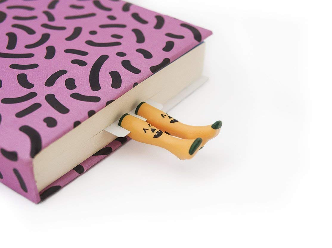 Pumpkin Socks bookmarks Mothers Day by MyBookmark Ideal Gift For Bookworm and Book Lover Truly Handmade and Crafted With Love