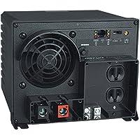 DC/AC Inverter, PowerVerter, 2 Output, 12 VDC, 1.25 kW, 120 VAC, 228.6 mm, 222.25 mm