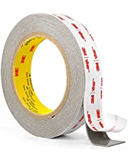 3m Double Sided Tape, Heavy Duty 4941 Waterproof VHB Mounting Tape Easy to Apply for Outdoor, Home, Office, Wall Accessories