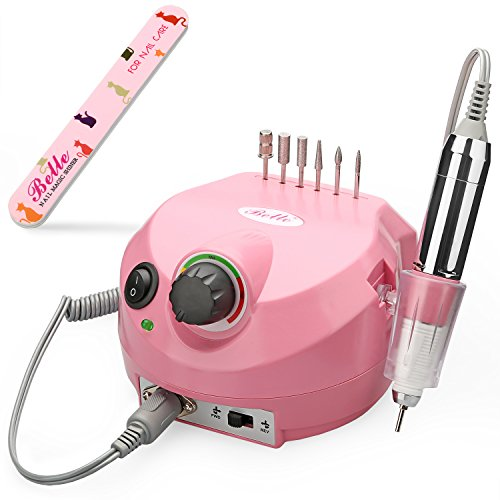 Belle Electric Nail Drill Professional 30000RPM Nail for sale  Delivered anywhere in USA