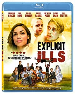 Explicit Ills - Blu Ray [Blu-ray]
