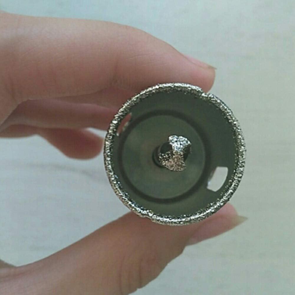 Porcelaine Granite 16-110mm Carrelage Dgaddcd Tr/épan Diamant avec Foret Centreur Trou Scie Foret Forage pour Verre C/éramique Marbre