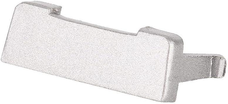 Akozon Shift Level Lock Cap Silver Gray 77271-T0A-A01ZA Fit for Honda CRV