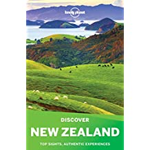Lonely Planet Discover New Zealand 5 (Travel Guide)