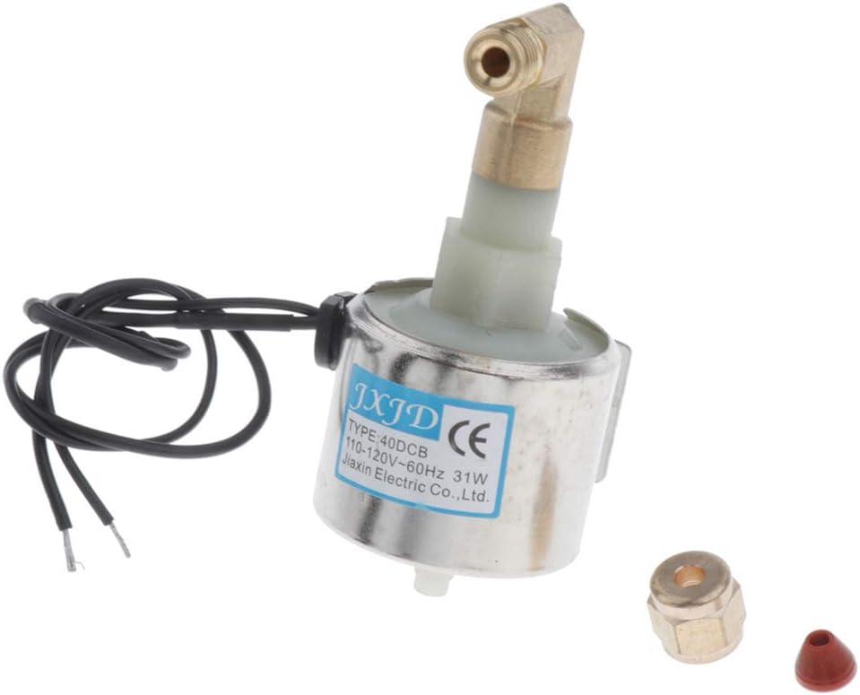 pour L/Étape Accessoires Gazechimp 220V Haute Qualit/é Brouillard Fum/ée Machine Pompe /à Huile 40DCB 18W 30DCB 220V