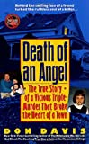 Front cover for the book Death of an Angel by Donald A. Davis