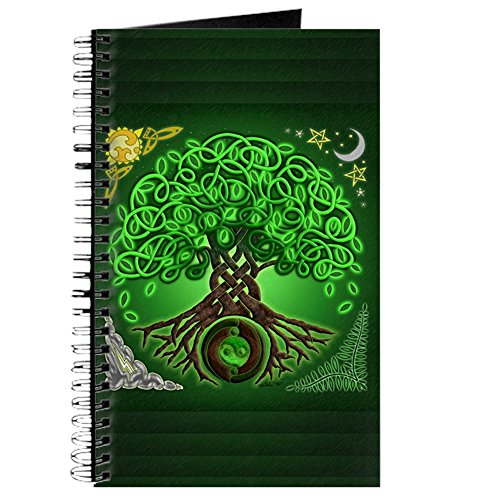 CafePress Circle Journal Notebook Personal