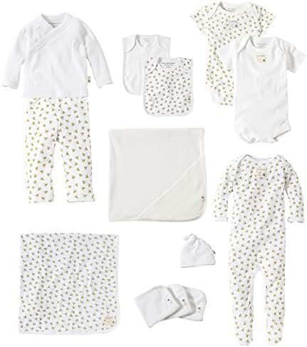Burt's Bees Baby 13-Piece Every Day Essentials Bundle