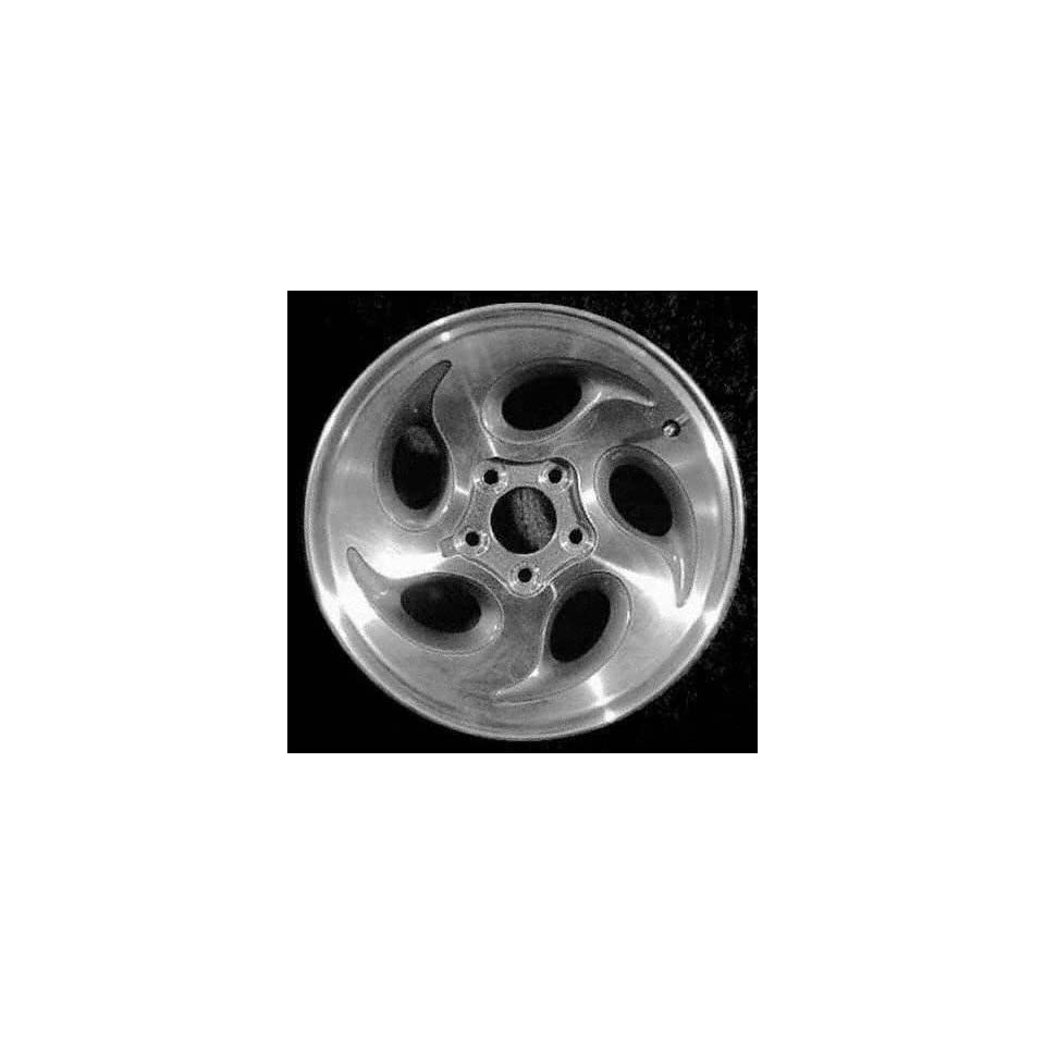 95 01 FORD EXPLORER ALLOY WHEEL RIM 15 INCH SUV, Diameter 15, Width 7 (5 TEAR), SILVER, 1 Piece Only, Remanufactured (1995 95 1996 96 1997 97 1998 98 1999 99 2000 00 2001 01) ALY03186U10