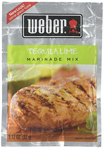 Weber Grill Tequila Lime Marinade - 1.12 oz