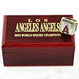 2002 Anaheim Angels World Series Championship Rings Fans Souvenirs