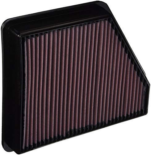 K&N 33-2434 High Performance Replacement Air Filter by K&N