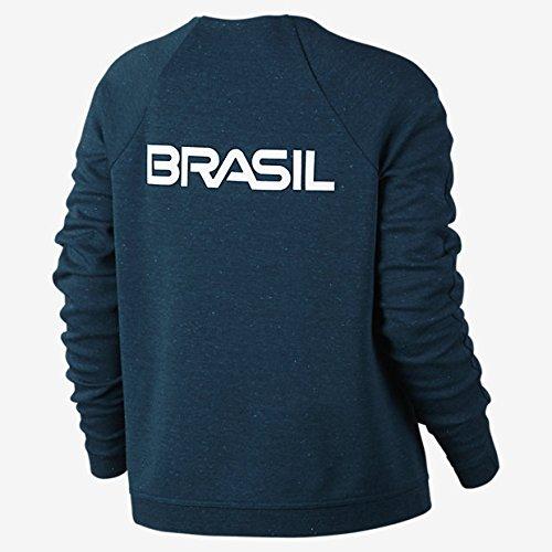 67175aa77d87 Women s Nike Tech Fleece Team Brazil Brasil Brazil Olympics Jacket ...