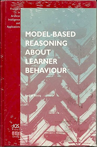 Model-Based Reasoning about Learner Behaviour (Frontiers in Artificial Intelligence and Applications)