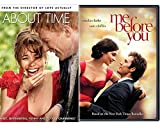 About Romance Movies DVD Me Before You & About Time Double Love Bundle Set