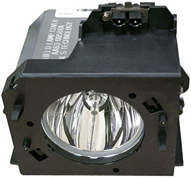 Samsung HLT7288W Rear Projector TV Assembly with OEM Bulb and Original Housing
