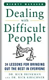 img - for Dealing With Difficult People book / textbook / text book