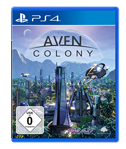Price comparison product image Aven Colony (PlayStation PS4)